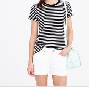 J.Crew Women Stripe Top New With Tags